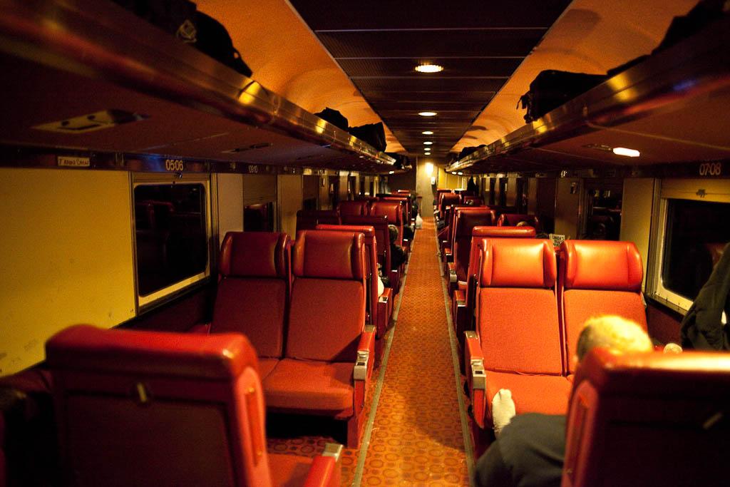 Moosonee Trains